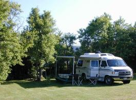 Campground Sites 5 & 6